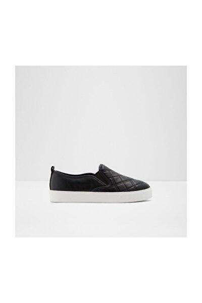 ELVUCLYA - Siyah Kadın Sneaker