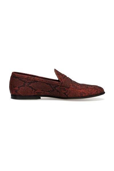 NORAN Kırmızı Kadın Loafer Ayakkabı 100481303