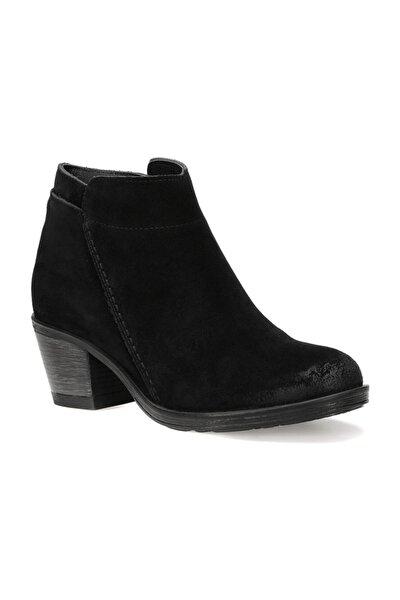 BOLCI Siyah Kadın Topuklu Bot 100481349