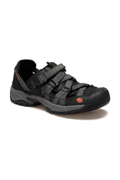 228530 Siyah Erkek Sandalet
