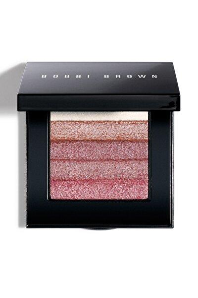 Aydınlatıcı - Shimmer Brick Compact Rose 10.3 g 716170041599