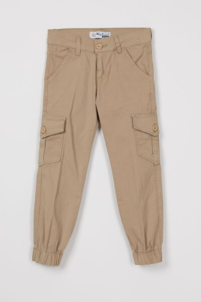 Komando Cepli Keten Pantolon