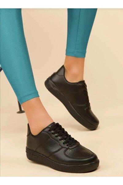 Unisex Siyah Air Sneaker