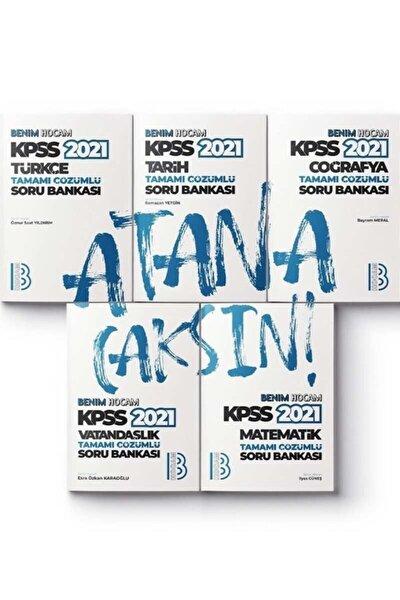 ? 2021 Kpss Gy-gk Kazandıran Tamamı Çözümlü Soru Bankası Seti