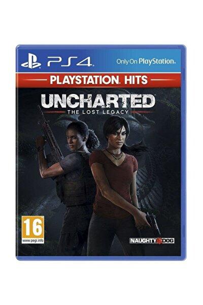 Uncharted Kayıp Miras Ps4 Hits Oyun - Türkçe Dublaj