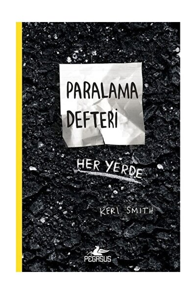 Paralama Defteri & Her Yerde - Keri Smith