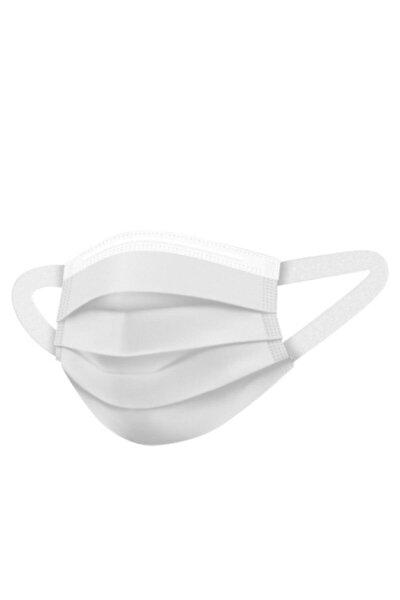 A&zmed Meltblown Katmanlı 3 Katlı Cerrahi Maske - Yumuşak Elastik Kulaklı 50 Adet