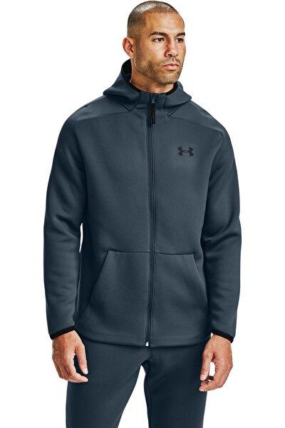 Erkek Spor Sweatshirt - Ua /Move Fz Hoodie - 1354974-467