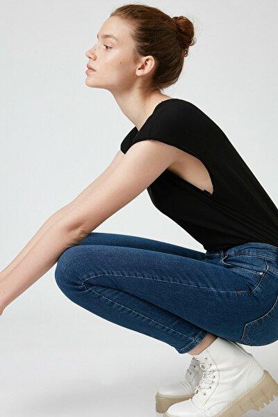Kadın Mıd Indıgo Jeans 1KAK47356MD