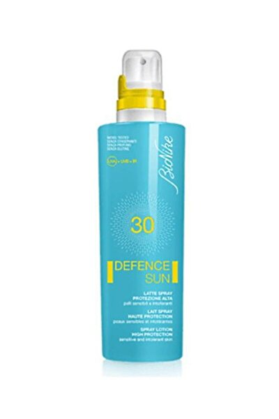 Defence Sun Spray Lotion Spf30 200 Ml 8029041142137