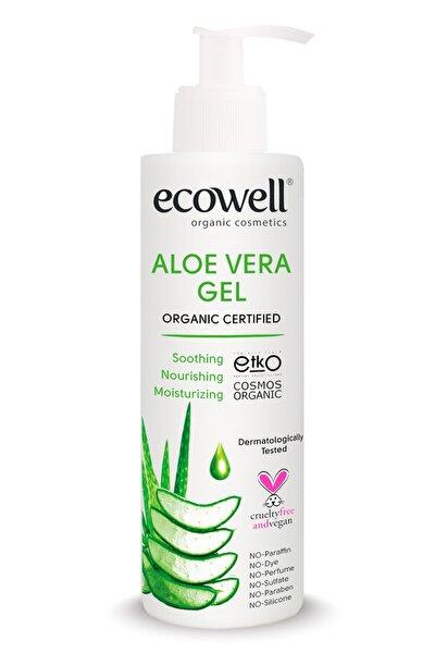 Organik Aloe Vera Jel 200 ml