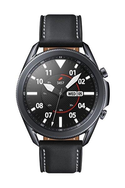 Galaxy Watch3 45mm Siyah Akıllı Saat (Samsung Türkiye Garantili)