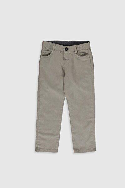 Erkek Çocuk Bej Cr8 Pantolon