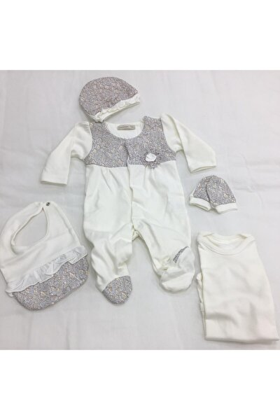 Baby 5li Hastane Çıkış Seti