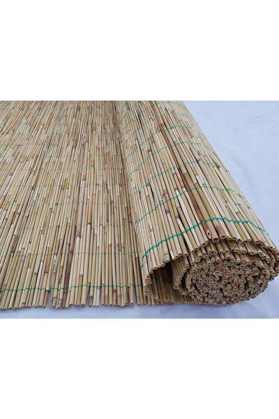 Kamış Çit Hasır Çit 2,5x4,5 M Gölgelik Dekoratif Doğal Çit Bahçe Çiti Rulo Çit Bambu Çit