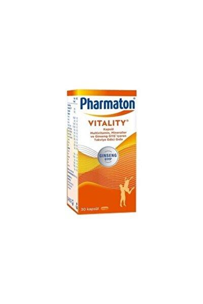 Vitality 30 Kapsül