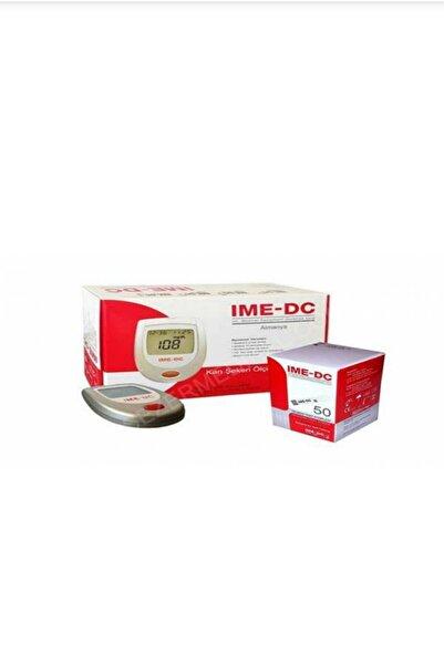 Ime- Kan Şeker Ölçüm Cihazı+50strip