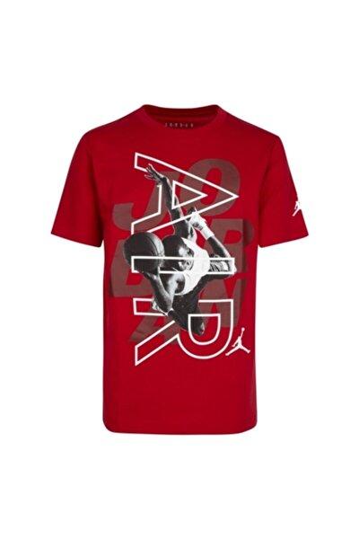 Erkek Çocuk Kırmızı Spor T-Shirt 956936-r78
