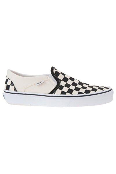 Kadın Beyaz Asher Günlük Ayakkabı Vn000vosapk1