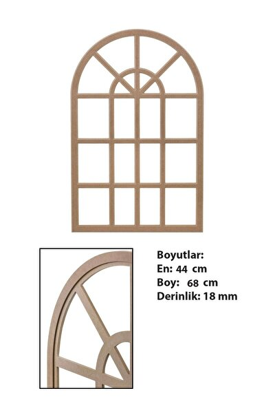 Dekolia Dekoratif C1 ( 44x68 Cm ) Duvar Çerçeve Mdf Art2125