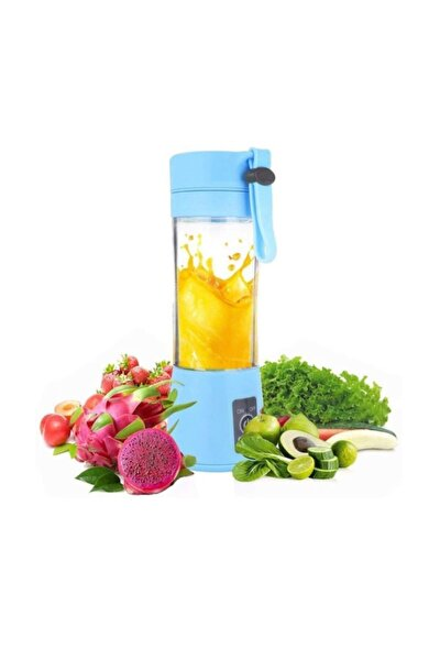 Mini Blender Portatif Taşınabilir Blender 380 ml