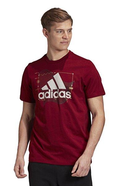 Erkek Spor T-Shirt -  Universal Bos  - GE4709