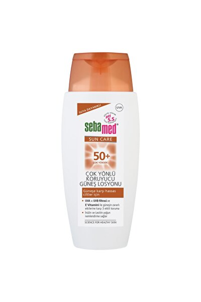 Sun Care 50+  Güneş Losyonu 150 ml