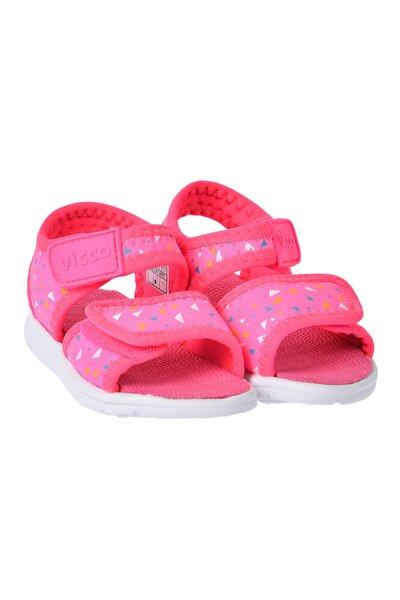 Kız Çocuk Fuşya Spor Sandalet