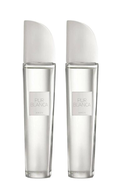 Pur Blanca Edt 50 ml Kadın Parfümü ELİTKOZMETİK-0956  2 Adet