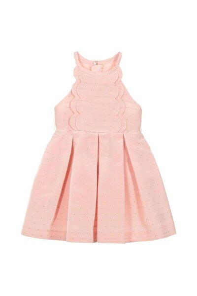 Kız Çocuk Nude Elbise 5015