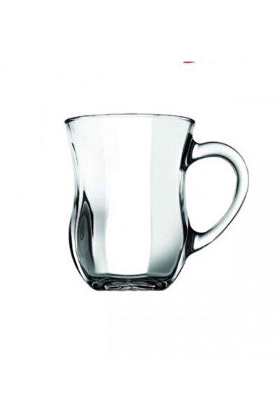 Dem Optik Kulplu Çay Bardak 6'lı