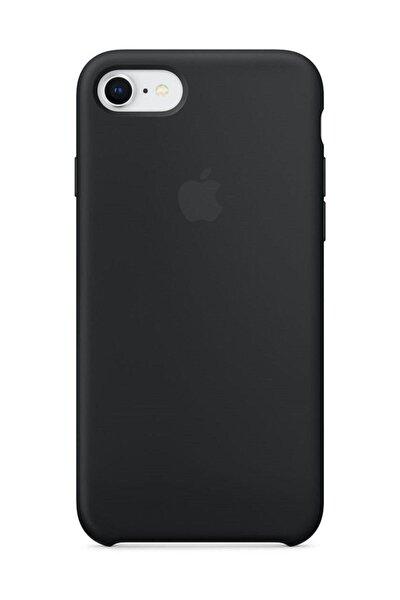 Iphone 7/8 Siyah Silikon Kılıf