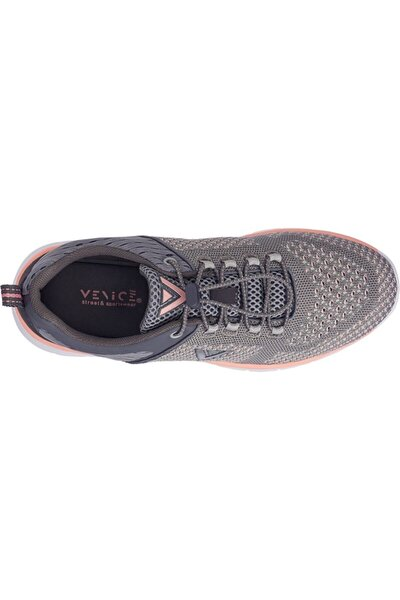 Deichmann Venice Kadın Gri Sneaker