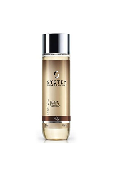 System Professional Luxe Oil Şampuan 250 ml