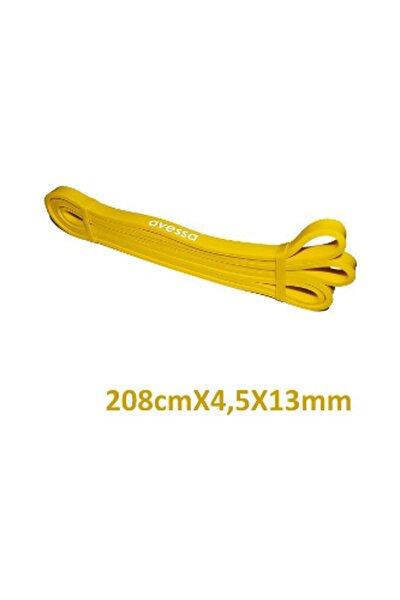 Latex Güç Bandı Direnç Lastiği Lpb13 Sarı