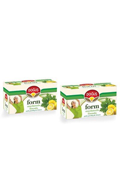 Form Maydanozlu Limonlu 20 Li 2 Adet