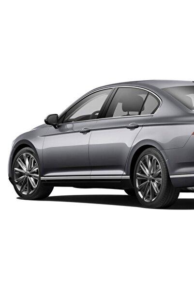 Volkswagen Passat B8.5 Krom Yan Kapı Çıtası 8 Parça 2019 ve Üzeri