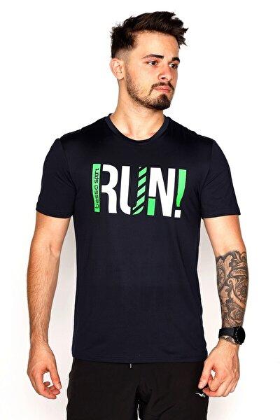 Nefes Alabilen Ter Tutmayan Run Spor T-shirt