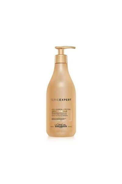 Yıpranmış Saçlar için Onarıcı Şampuan - Absolut Repair Gold Quinoa+Protein 500 ml 3474630640627