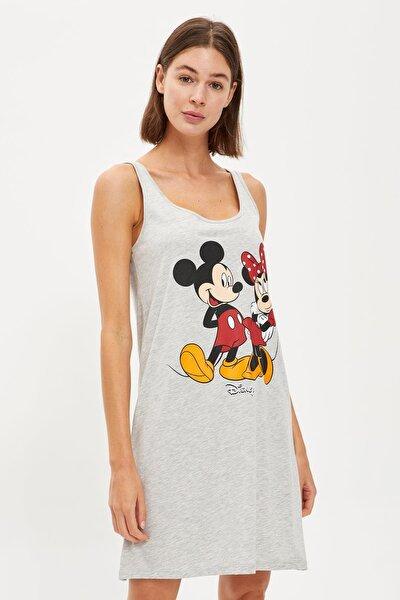 Mickey Mouse Lisanslı Gecelik