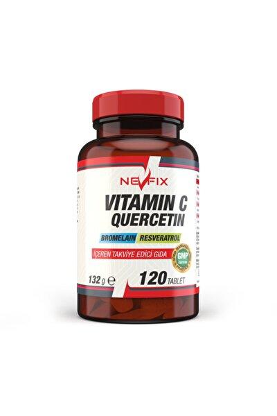 Vitamin C Bromelian Quercetin 120 Tablet