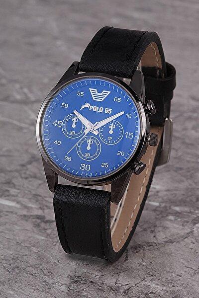 Plkk014r02 Kadın Saat Dekoratif Göstergeli Kadran Deri Kordon