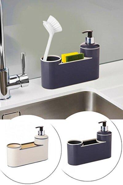 Lüx 3in1 Sıvı Sabunluk Seti