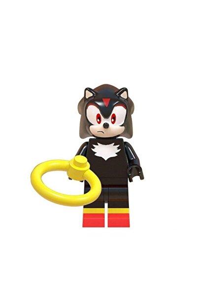 Sonic The Hedgehog Mini Figür ve Altın Yüzük