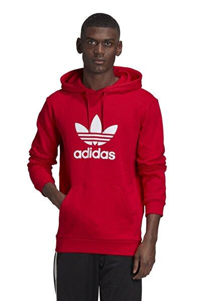 Trefoil Hoodie Erkek Sweatshirt