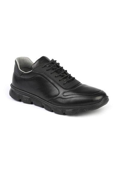 Erkek Siyah Spor Ayakkabı 3121