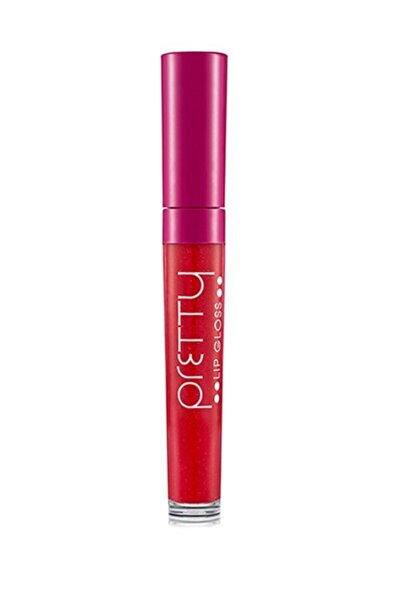 Dudak Parlatıcısı - Pretty Lip Gloss Crimson Scarlet P812 8690604138913