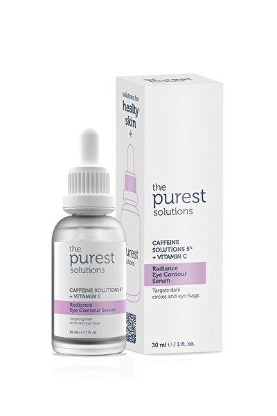 Göz Altı Torbalanma Ve Morluk Karşıtı Bakım Serumu 30 Ml (caffeine Solutions 5% + Vitamin C)