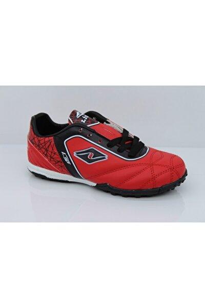 Erkek Kırmızı Halısaha Ayakkabısı
