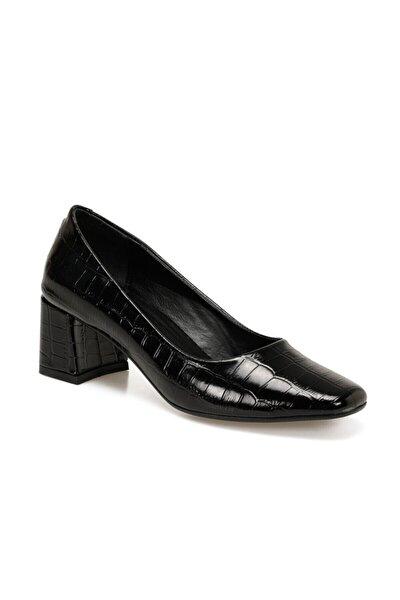 20K-757 Siyah Kadın Topuklu Ayakkabı 100573277